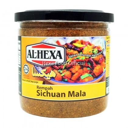 HEXA HALAL Ayam Goreng Berempah + HEXA HALAL Sichuan Mala Rempah (150gmx2)