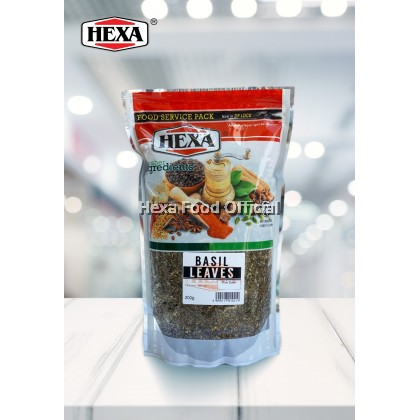 HEXA BASIL LEAVES 200g