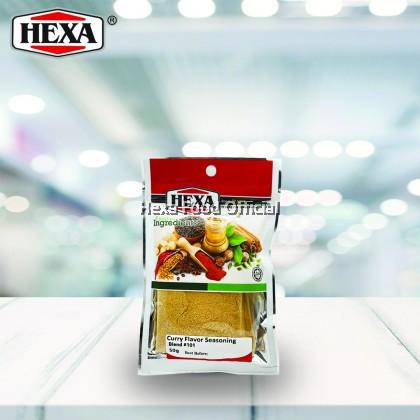 HEXA CURRY FLAVOR SEASONING #101 50gm
