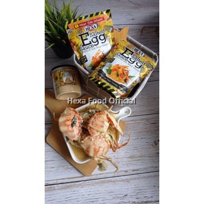 HEXA Spicy Salted Egg Sauce Premix 80gm