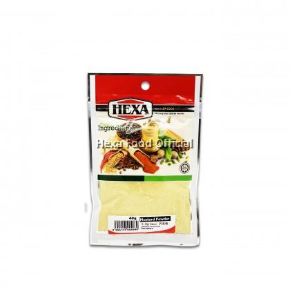 HEXA HALAL Mustard Powder 40g