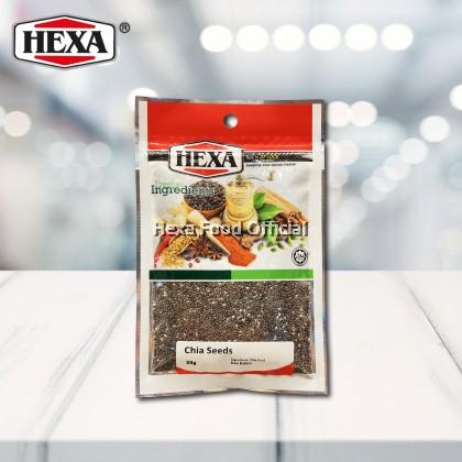 HEXA HALAL Chia Seeds 50gm