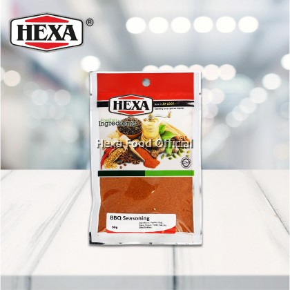 HEXA HALAL BBQ Seasoning 50gm