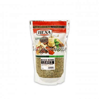 HEXA Mixed Herbs Leaves #100 250gm